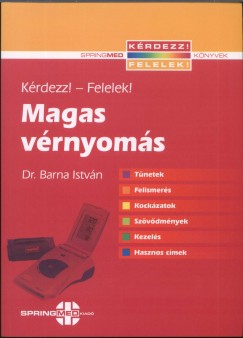 A magas vérnyomás enciklopédiája