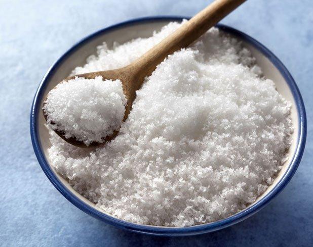magas vérnyomás és tengeri só
