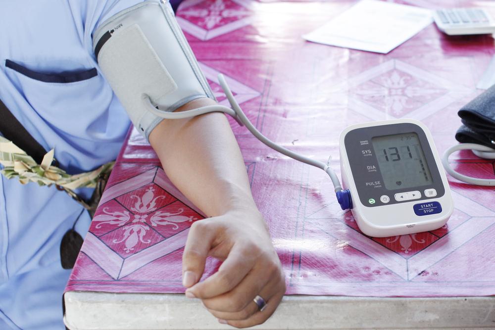 a magas vérnyomást egész életen át kezelik