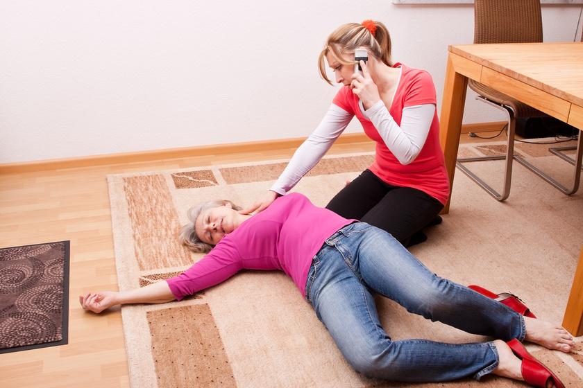 magas vérnyomás és ájulás