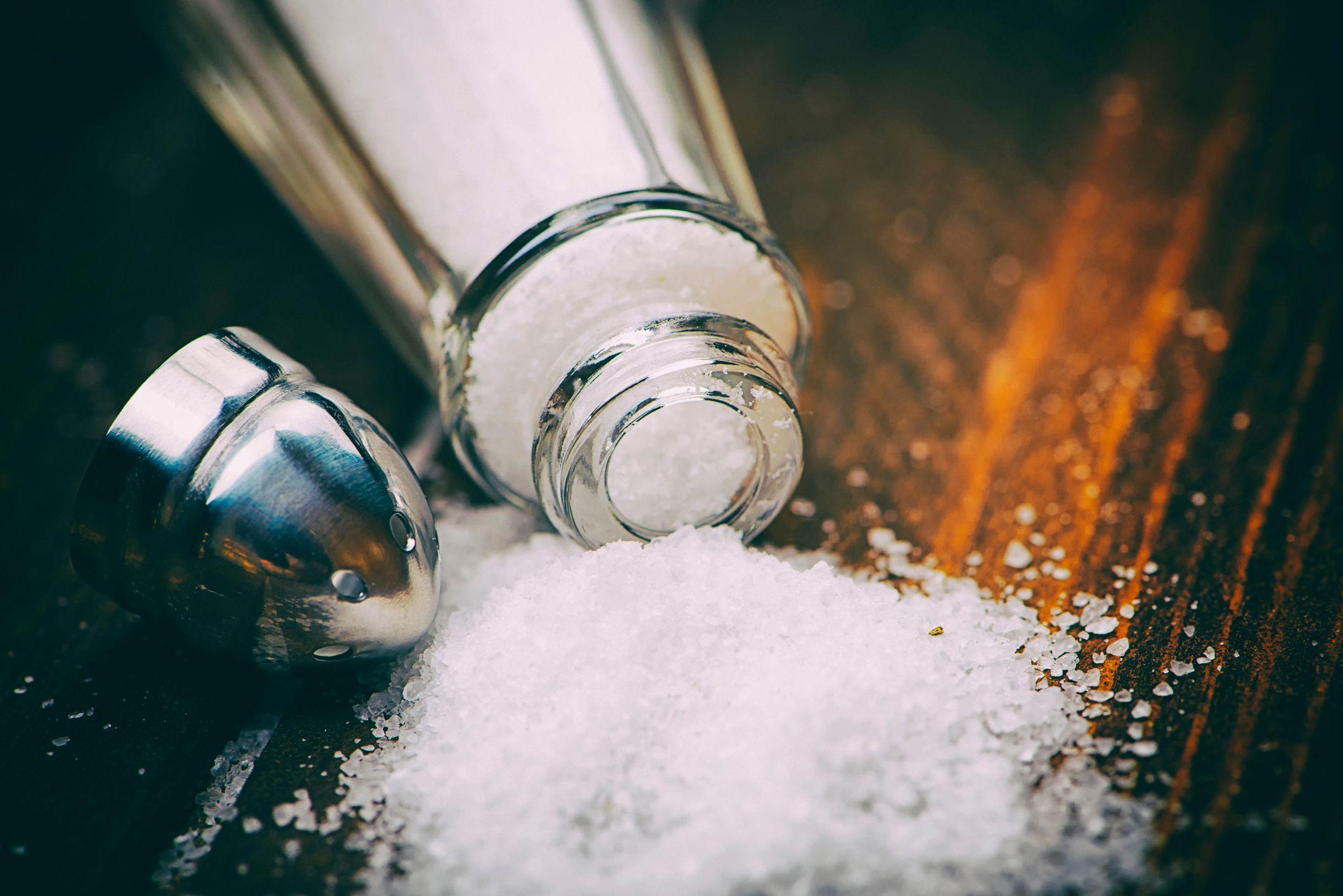 miért nem engedélyezett a só magas vérnyomás esetén