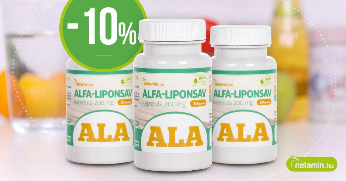 magas vérnyomás és liponsav)