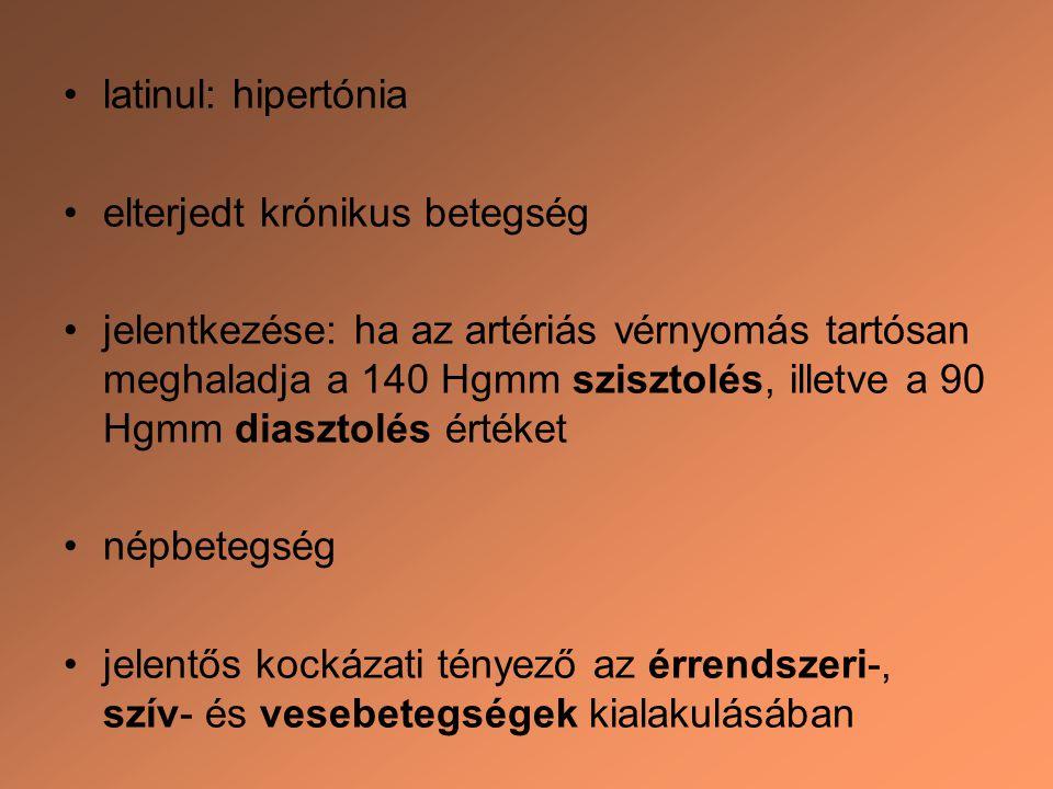 hipertónia vegetatív vaszkuláris dystóniával