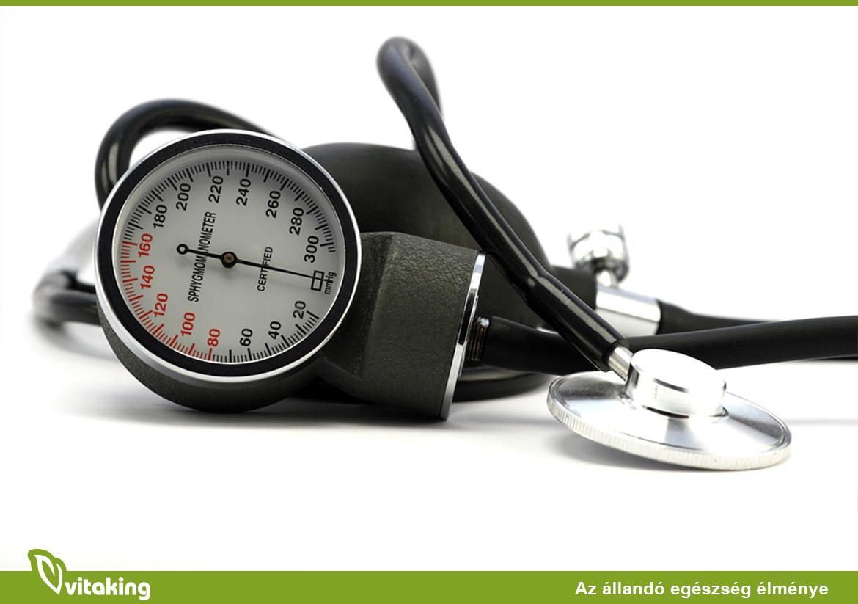 Györgytea Mintaétrend magas vérnyomás esetén - Györgytea