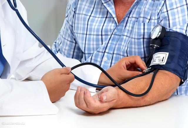 hipertóniával járó stressz 11 fokozatú magas vérnyomás