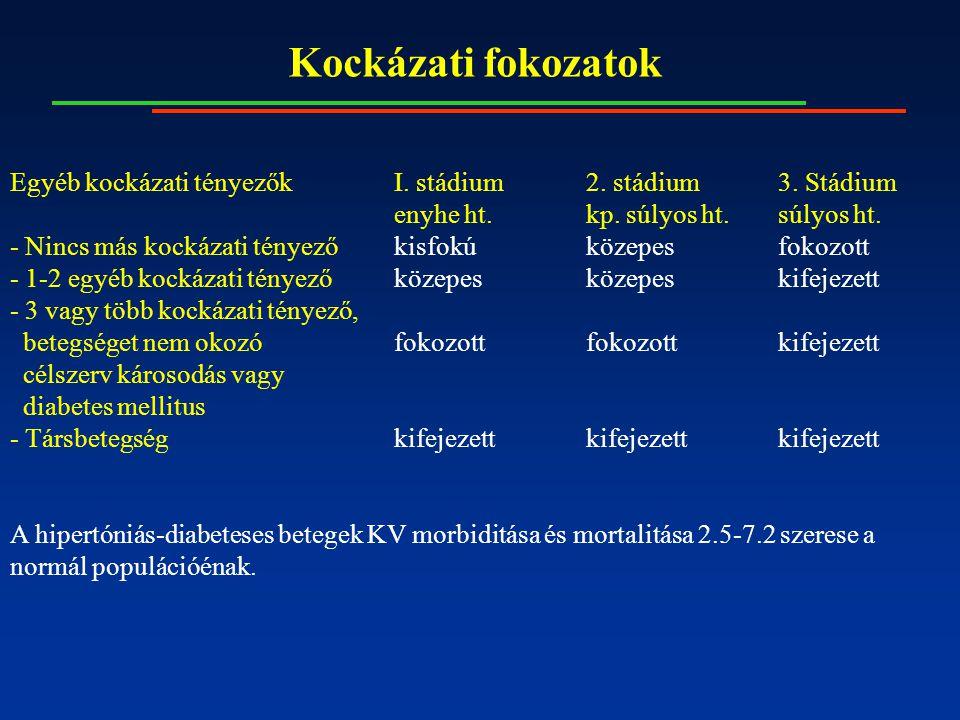 magas vérnyomás 1 szakasz 3 fokozat 3 kockázat a magas vérnyomás nemzetközi kezelési rendje