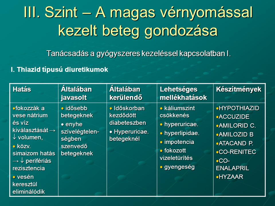 perifériás vaszkuláris rezisztencia magas vérnyomásban)