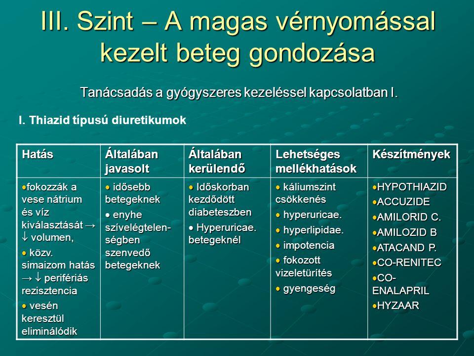 magas vérnyomás a laktációs kezelés alatt)