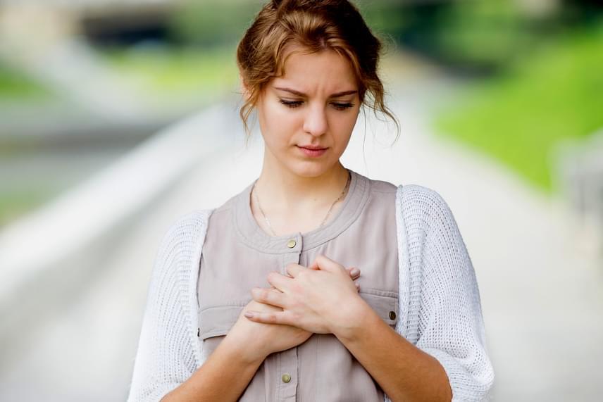 Összetéveszthetjük az infarktust a pánikrohammal - HáziPatika