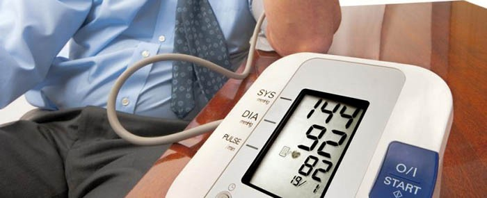 magas vérnyomás férfiaknál először