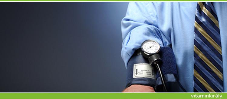 másodfokú magas vérnyomás harmadik fokú kockázat