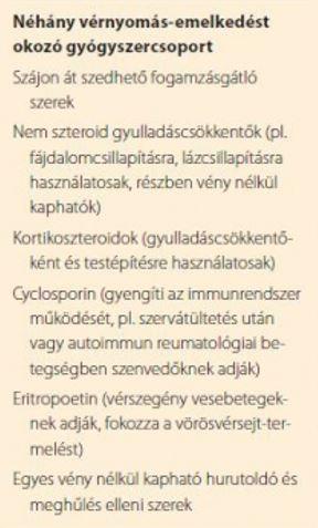 magas vérnyomás második stádium)
