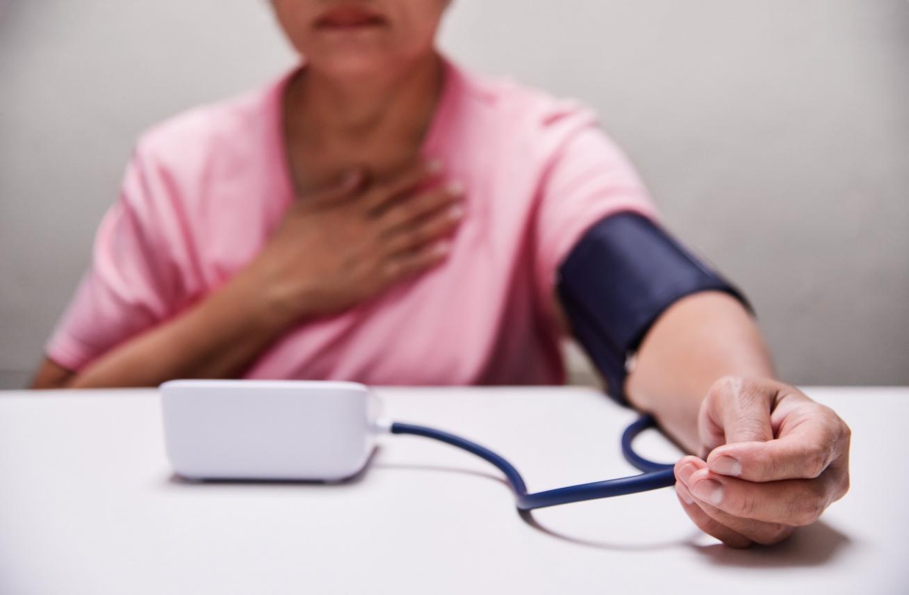 agresszív magas vérnyomás